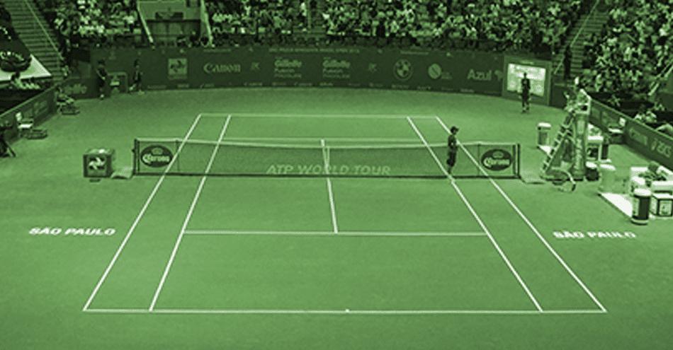 apostar no tênis - conheça os tipos de quadras