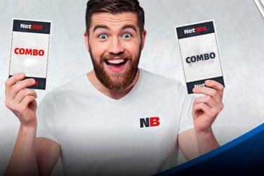 apostas combinadas no NetBet confira