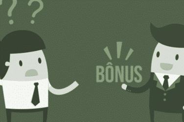 Bônus sem depósito online