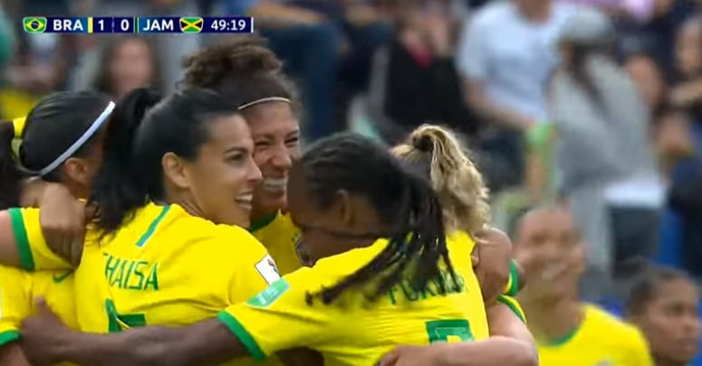 As meninas brasileiras e as apostas online onde jogar