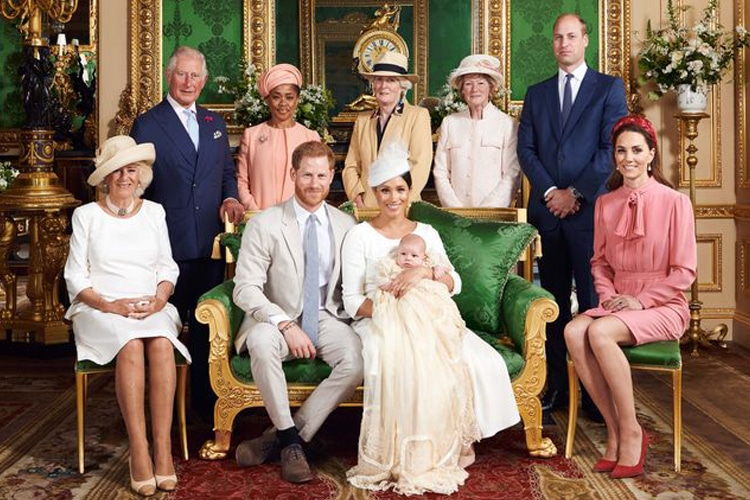 Aposta familia real